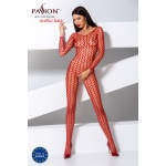 Passion Catsuit Veronique červený